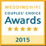 WeddingWire Couples' Choice Awards — DJ 2015